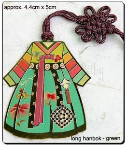 long-hanbok-green