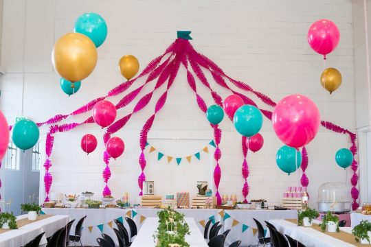 Lena's Vintage Carnival First Birthday