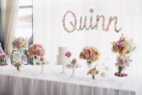 Browse parties doljabi doljanchi korean 1st birthday party quinns sweet whimsical floral first birthday filmwisefo